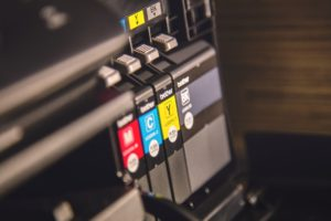 печать цветная и монохромная фото