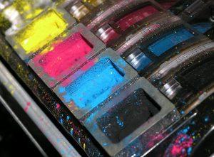 цветная печать фото 1